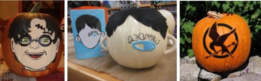 Virtual Pumpkin Decorating Contest